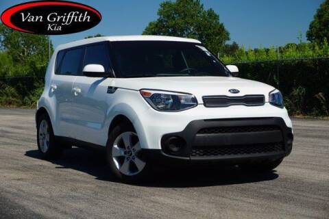 2019 Kia Soul for sale at Van Griffith Kia Granbury in Granbury TX