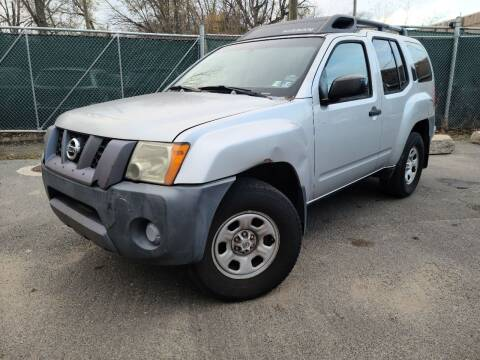 2007 Nissan Xterra for sale at KOB Auto Sales in Hatfield PA