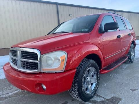 2004 Dodge Durango for sale at Prime Auto Sales in Uniontown OH