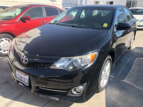 2013 Toyota Camry for sale at Express Auto Sales in Los Angeles CA
