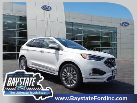 2021 Ford Edge for sale at Baystate Ford in South Easton MA