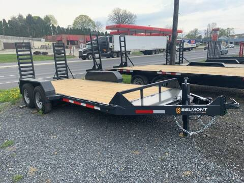 2021 Belmont Skid Steer 16' 10k for sale at Smart Choice 61 Trailers in Shoemakersville PA