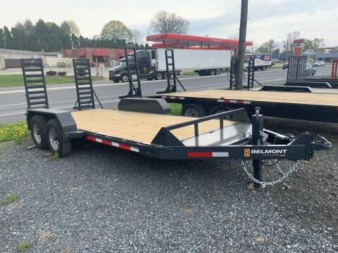 2021 Belmont Skid Steer 16' 10k