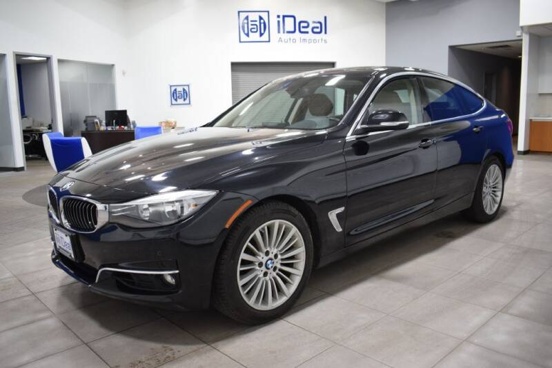 2015 BMW 3 Series for sale at iDeal Auto Imports in Eden Prairie MN