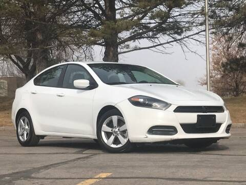 2016 Dodge Dart for sale at Used Cars and Trucks For Less in Millcreek UT