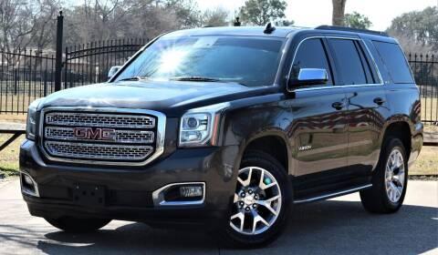 2016 GMC Yukon for sale at Texas Auto Corporation in Houston TX