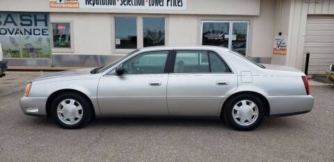2005 Cadillac DeVille for sale at HomeTown Motors in Gillette WY
