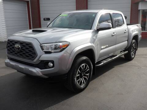 2020 Toyota Tacoma for sale at T & S Auto Brokers in Colorado Springs CO