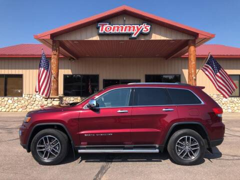 2017 Jeep Grand Cherokee for sale at Tommy's Car Lot in Chadron NE