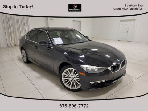 2015 BMW 3 Series for sale at Southern Star Automotive, Inc. in Duluth GA