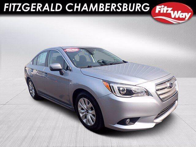 2017 Subaru Legacy for sale in Chambersburg, PA
