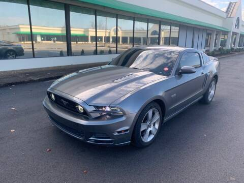 2014 Ford Mustang for sale at Aman Auto Mart in Murfreesboro TN