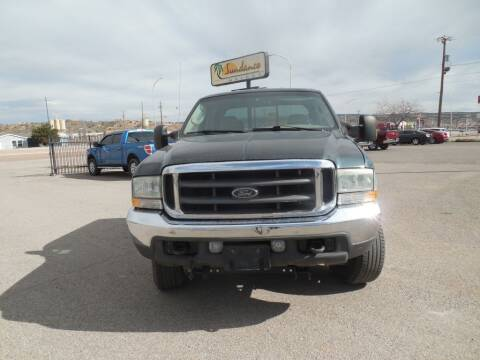 2004 Ford F-250 Super Duty for sale at Sundance Motors in Gallup NM
