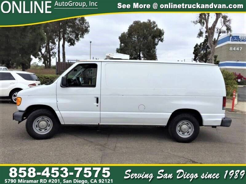 2006 Ford E-Series Cargo for sale at Online Auto Group Inc in San Diego CA