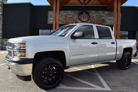 2015 Chevrolet Silverado 1500 for sale at JW Auto Sales LLC in Harrisonburg VA