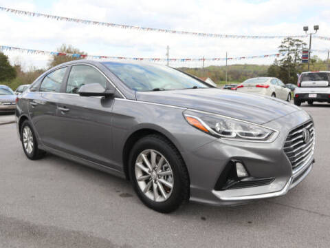 2018 Hyundai Sonata for sale at Viles Automotive in Knoxville TN