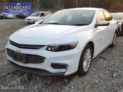 2017 Chevrolet Malibu for sale at Right Price Auto in Idaho Falls ID