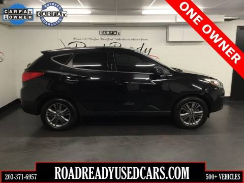 2015 Hyundai Tucson for sale at Road Ready Used Cars in Ansonia CT