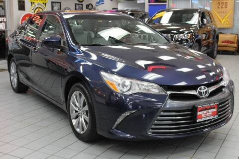 2015 Toyota Camry for sale at Windy City Motors in Chicago IL