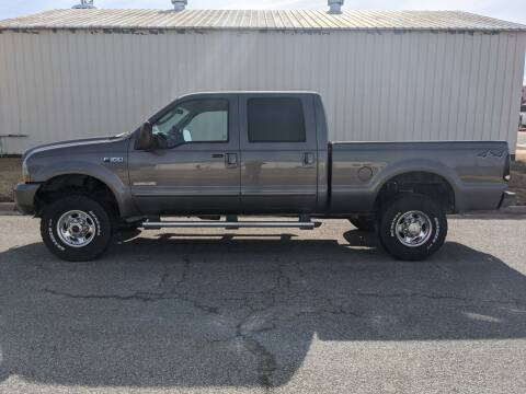 2004 Ford F-350 Super Duty for sale at TNK Autos in Inman KS
