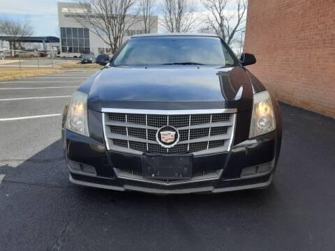 2009 Cadillac CTS for sale at Fredericksburg Auto Finance Inc. in Fredericksburg VA