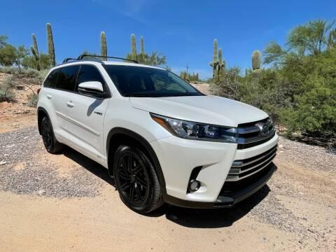 2018 Toyota Highlander Hybrid for sale at Auto Executives in Tucson AZ