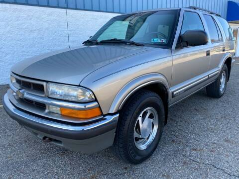 2001 Chevrolet Blazer for sale at Prime Auto Sales in Uniontown OH