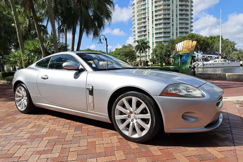2007 Jaguar XK-Series for sale at Choice Auto in Fort Lauderdale FL