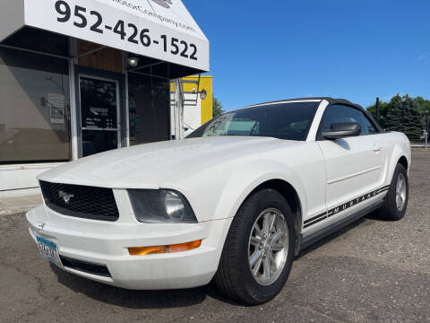 2007 Ford Mustang for sale at Mainstreet Motor Company in Hopkins MN