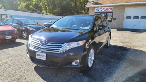 2011 Toyota Venza for sale at Auto Match in Waterbury CT