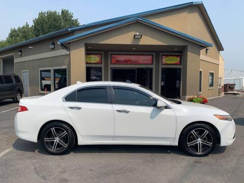 2012 Acura TSX for sale at Advantage Auto Sales in Garden City ID