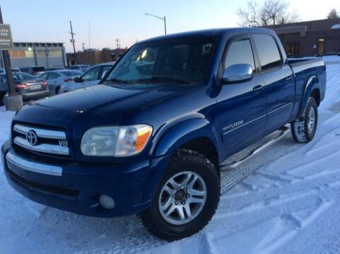 2006 Toyota Tundra for sale at AROUND THE WORLD AUTO SALES in Denver CO