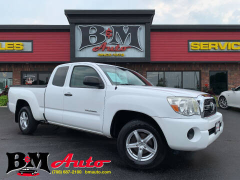 2011 Toyota Tacoma for sale at B & M Auto Sales Inc. in Oak Forest IL