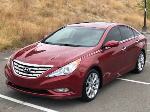 2011 Hyundai Sonata for sale at Washington Auto Sales in Tacoma WA
