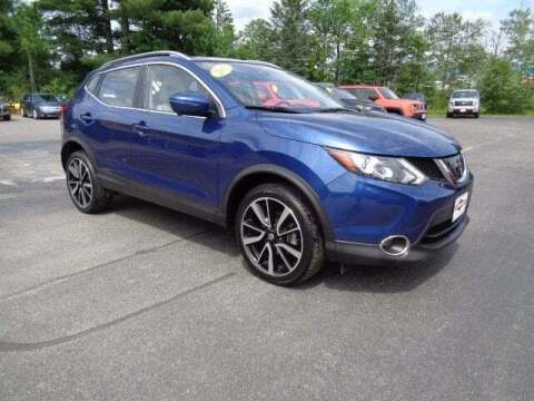 2017 Nissan Rogue Sport for sale at SCHURMAN MOTOR COMPANY in Lancaster NH