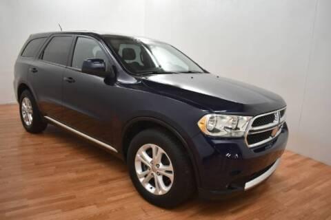 2013 Dodge Durango for sale at Paris Motors Inc in Grand Rapids MI
