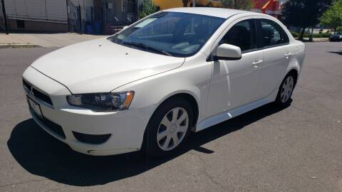 2014 Mitsubishi Lancer for sale at JOANKA AUTO SALES in Newark NJ