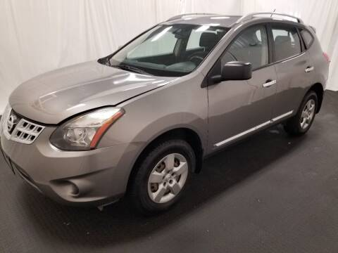 2015 Nissan Rogue Select for sale at Rick's R & R Wholesale, LLC in Lancaster OH
