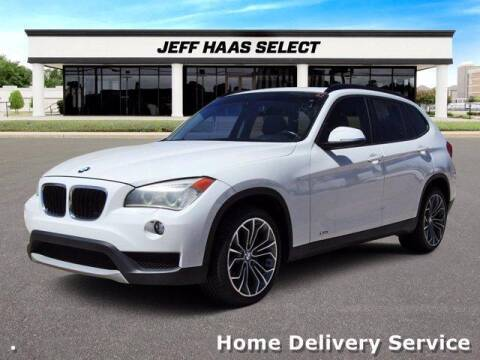 2013 BMW X1 for sale at JEFF HAAS MAZDA in Houston TX