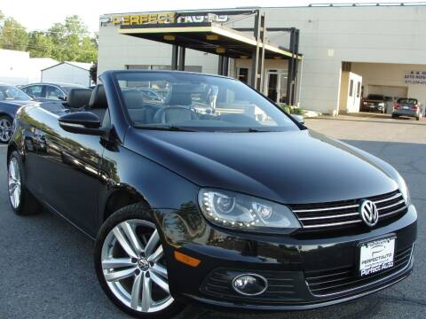 2013 Volkswagen Eos for sale at Perfect Auto in Manassas VA