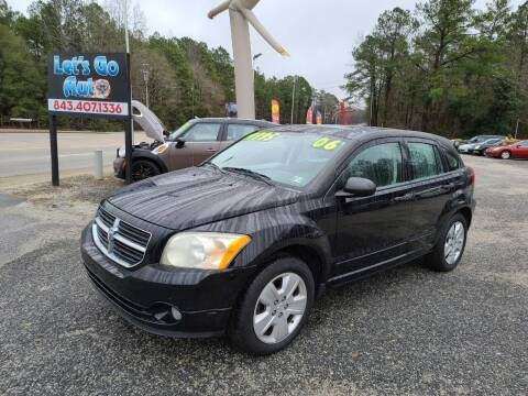 2007 Dodge Caliber for sale at Let's Go Auto in Florence SC