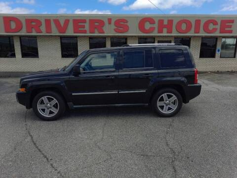 2008 Jeep Patriot for sale at Driver's Choice Sherman in Sherman TX