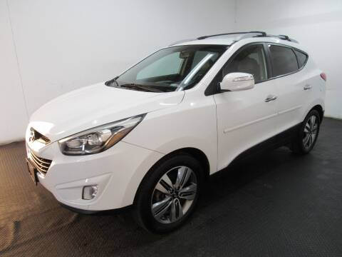 2015 Hyundai Tucson for sale at Automotive Connection in Fairfield OH