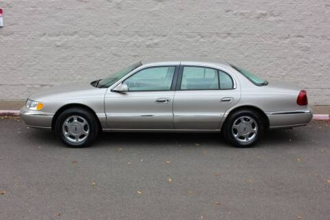 2000 Lincoln Continental for sale at Al Hutchinson Auto Center in Corvallis OR