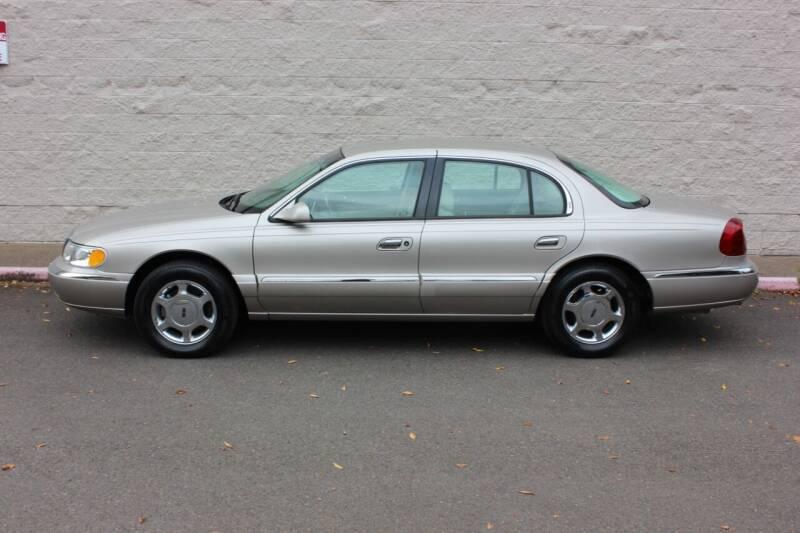 2000 Lincoln Continental for sale at Al Hutchinson Auto Center in Corvallis OR