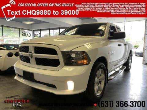 2013 RAM Ram Pickup 1500 for sale at CERTIFIED HEADQUARTERS in Saint James NY