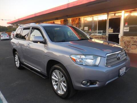 2008 Toyota Highlander Hybrid for sale at Auto 4 Less in Fremont CA