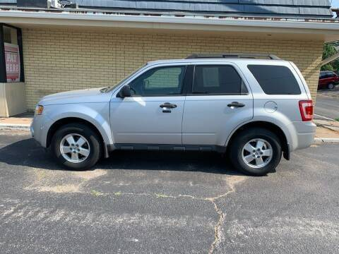 2011 Ford Escape for sale at First Choice Auto Sales in Rock Island IL