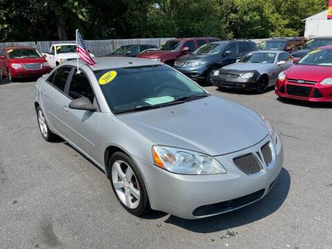 2007 Pontiac G6 for sale at Auto Revolution in Charlotte NC