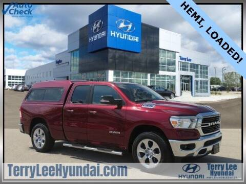 2020 RAM Ram Pickup 1500 for sale at Terry Lee Hyundai in Noblesville IN